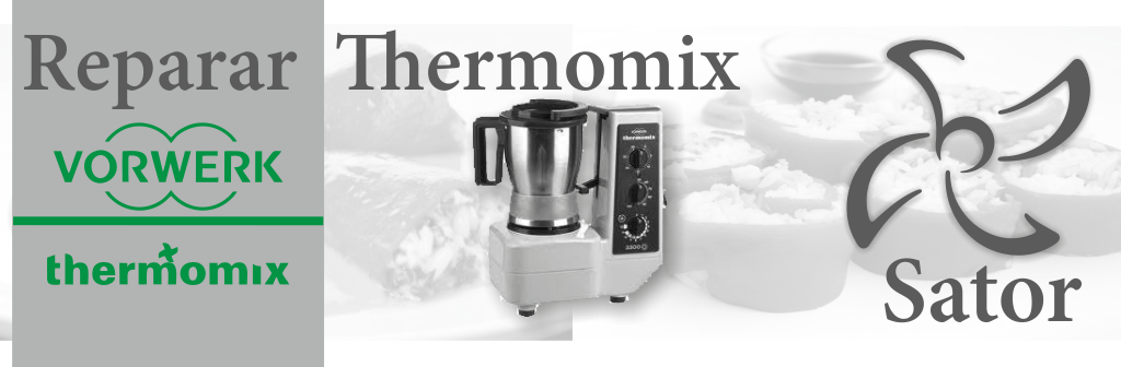 Donde Reparar Thermomix 3300